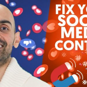 Why Your Social Media Content Is Garbage and How to Fix It! (Social Media Marketing Strategy)
