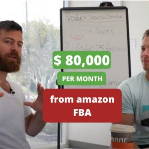 Amazon FBA How Tanner J Fox  Makes $80,000 Per Month On Amazon FBA