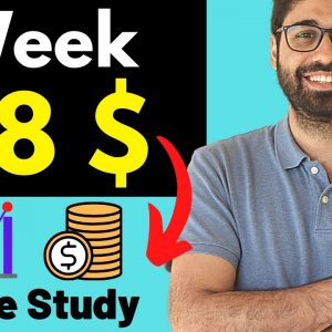 Earn 138$ in 1 Week - Affiliate Marketing Case Study For Beginners