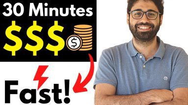 Earn Money Online SUPER Fast! 14 Days 30 Minutes a Day Plan.