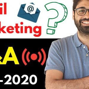 Email Marketing Open Live Q&A (11-20-2020)
