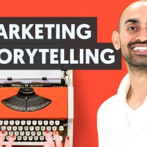 Marketing Storytelling: How to Craft Stories That Sell And Build Your Brand