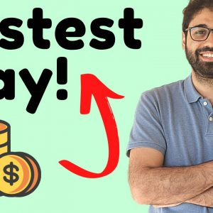 Fastest Way To Make Money Online ( Copy My Strategy! )