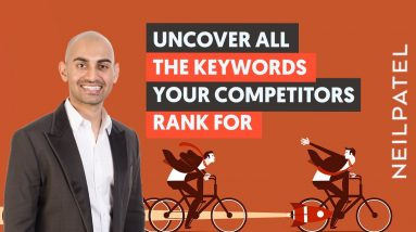 How to Find All the Keywords That Your Competitors Rank For (But That You Don't)