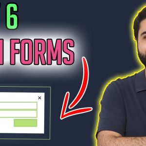 Create The Best Optin-forms (popup form) on Your Website | Email Marketing Mastery Course Part 6