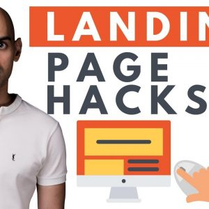 How to Make a Beautiful Landing Page That Converts | 5 Tips for Optimizing Your Website (2020)