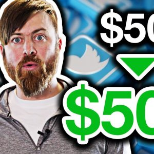 Turn $50 Into $500 With Twitter Ads (Step-By-Step Twitter Ads Walkthrough) | Affiliate Marketing