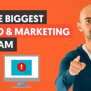 The Biggest SEO And Digital Marketing SCAM (That You're Still Falling For)
