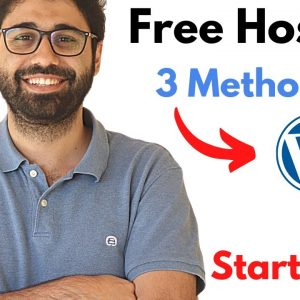 How to Create a Free WordPress Website With (Free Hosting)