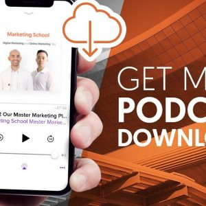 How to Get More Downloads For Your Podcast | Neil Patel