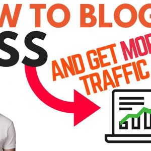 How to Get More Traffic by Blogging LESS | 4 (Sneaky) Tips
