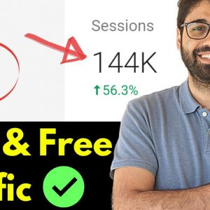 How To Get Traffic To Your Website (Top 7 Free and Fast Traffic sources)