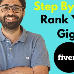 How To Rank Fiverr Gig In 2020 [Freelancing Pro Series] Part 2