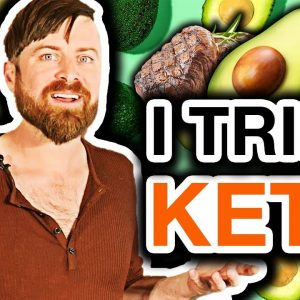 I Tried The KETO Diet For 60 Days (Here's What Happened)