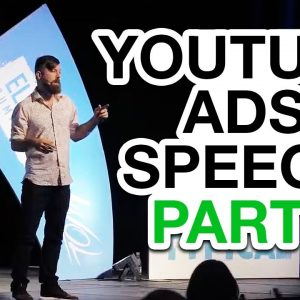 John Crestani Speech - Making Millions With YouTube Ads (PART 3)