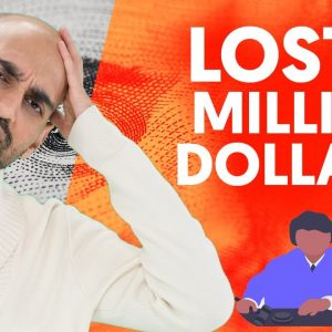 7 Lessons I Learned from Losing a Million Dollars Before I Was 21 [Young Entrepreneur Motivation]