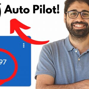 Make Money Online On Autopilot (The Automated Passive Income Secret)