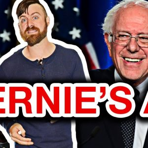 Millionaire Reacts To Bernie Sanders TV Ad