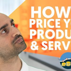 Pricing Strategies - How to Price Your Product or Services For Maximum Profit