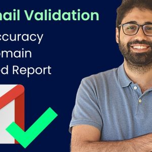 Free Online Email Validation Service | Single & Bulk Mode [H-supertools Tutorials]