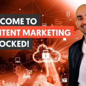 Welcome to the Content Marketing Unlocked! - Free Content Marketing Course with Neil Patel