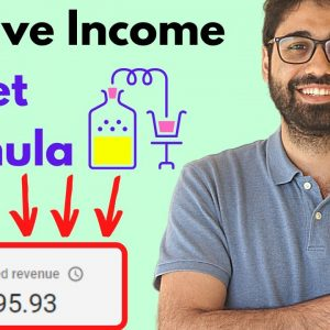 Online Passive Income Secret Formula (Make Money Online While You Sleep)