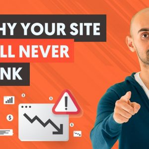 6 Reasons Why Your Site Will NEVER Rank (STOP Doing This)   Neil Patel's SEO Tips