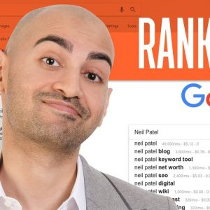 Rank #1 on Google Using 7 Free SEO Tools | Neil Patel