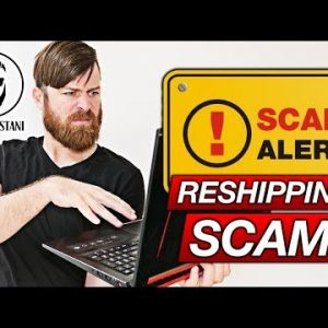 SCAM EXPOSED! Reshipping Stolen Goods Work At Home Job Scam
