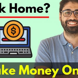 Stuck at Home? Do You Want To Make Money Online in 2020? Watch THIS !
