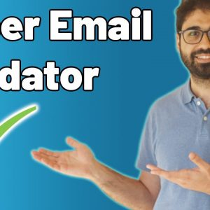 Super Email Validator Tutorial: Verify Emails for Free!