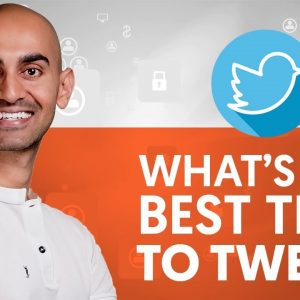 What Is the Best Time to Tweet? | Here's My Twitter Schedule!