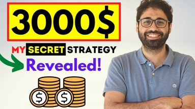 3000$/Month My Secret Affiliate Marketing Strategy 2021 (Full Course)