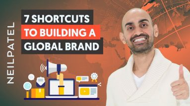 How to Build a Global Brand (7 Shortcuts I'm Using to Build My Brand Internationally)