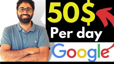 How To Earn 50$ Per Day From Google (2021 Case Study)