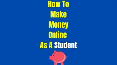 How To Make Money Online As A Student #shorts
