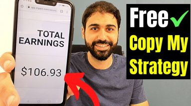 Earn 106$ /Month Online From Home (Copy My Strategies)