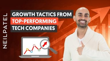 Advanced Growth Tactics - Steal The Top-Performing Tech Companies' Best-Kept Secrets