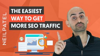 The Easiest Way to Get More SEO Traffic