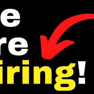 Work Online From Home & Join Our Team!
