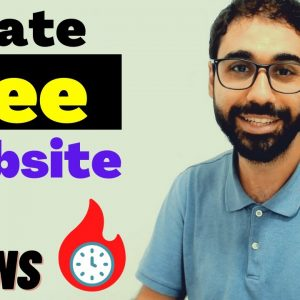 How To Create Free Website With Google in 15 Minutes 🔥🔥🔥