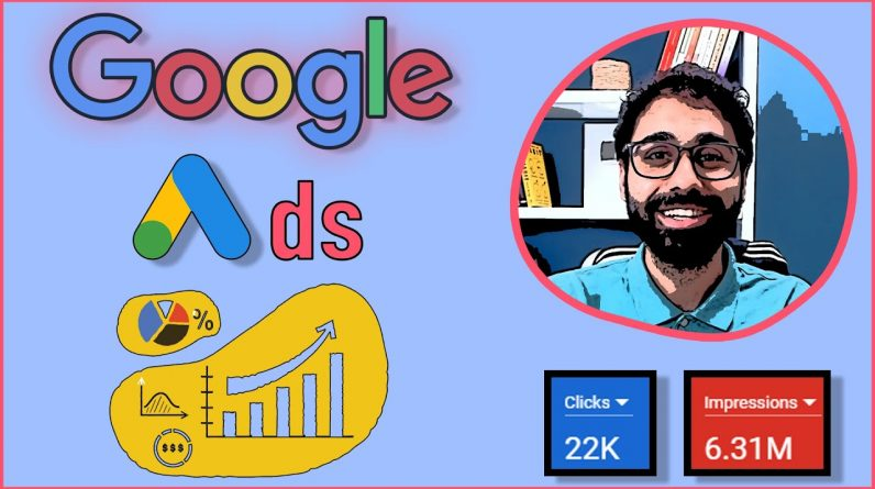 Google Ads Tutorial (+ Real Campaign Example)