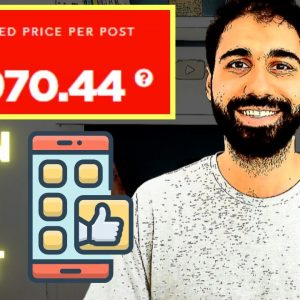 How To Earn 3500$ Per Post (Not Clickbait)