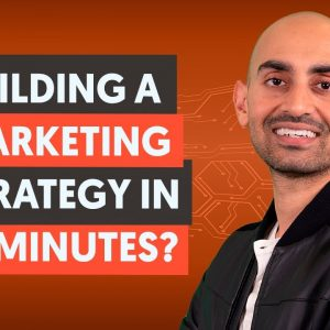 Watch Me Build a Marketing Strategy in 10 Minutes For a Completely Random Business