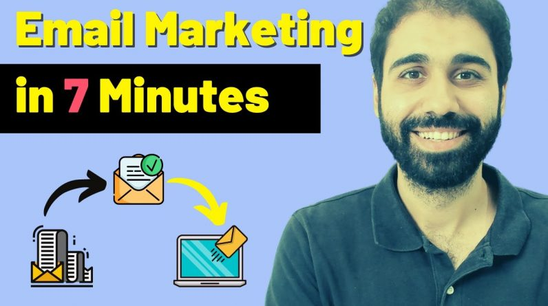 Learn 5 Email Marketing Skills In 7 Minutes!